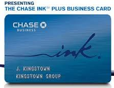 One of the Chase Business card