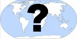 world with question mark