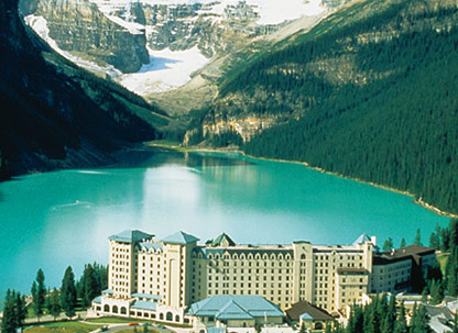 Fairmont Lake Louise www.enjoybanff.com