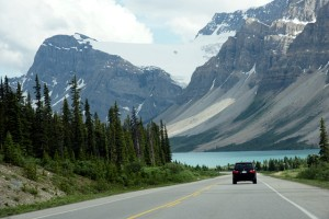 Icefields Parkway photo:  valdodge.com