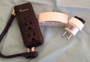 travel box plugs