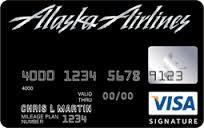 alaska airlines cc