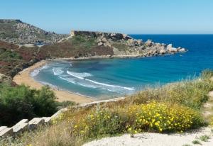 Malta's Best Beach, Għajn Tuffieha