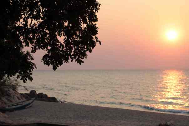 Sunrise on Lake Malawi-1