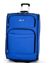 I have this suitcase in this shade of blue
