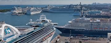 cruise 1 port