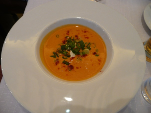 Our yummy looking soup
