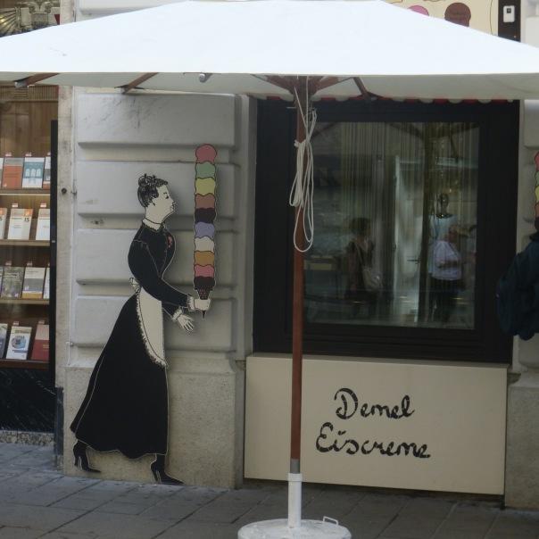 Demel's in Vienna
