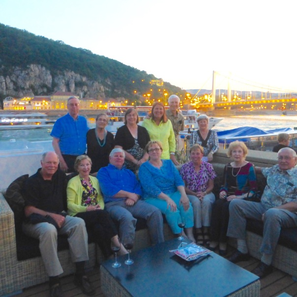 Our group on the last evening. Please consider being part of my next group cruise on the Rhone in September 2016 and save money with group rates. Leave a comment if you want information about the AMAWaterways cruise