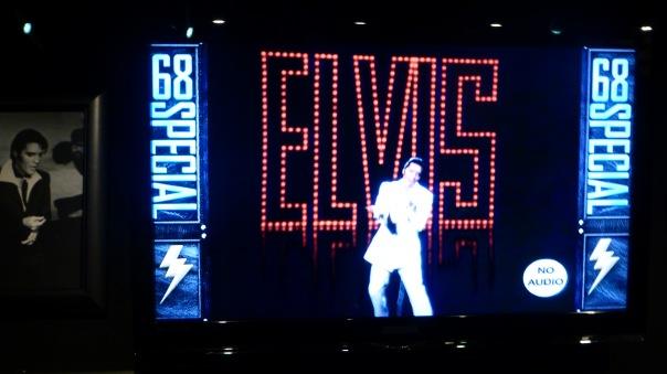 Elvis' 1968 television special