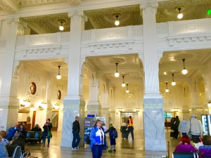 King Street Station, Seattle