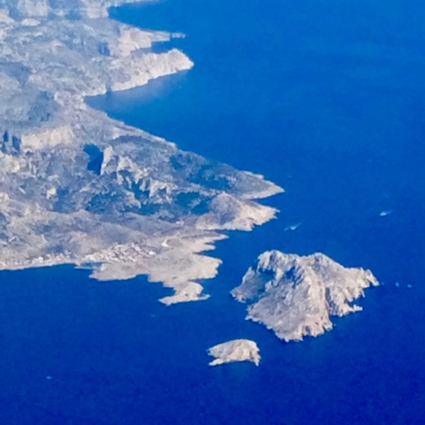 approaching Marseille