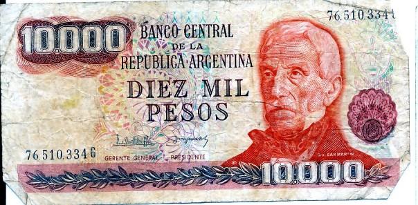 10000 peso